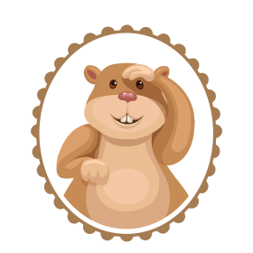 groundhog png vector