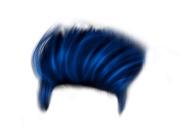 hair in picsart png
