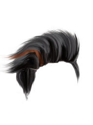 hair png zip file download hd