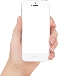 hand png iphone mobile hd clipart