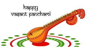 happy basant Panchami png