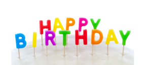 happy birthday png images hd