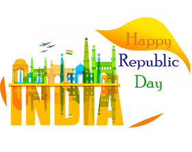 happy india republic day png
