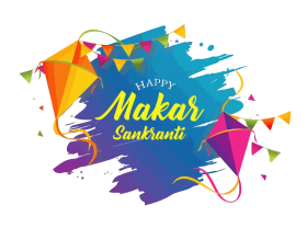 happy Makar Sankranti png hd