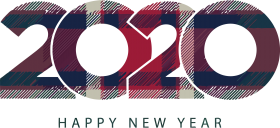 happy new year 2020 png image (2)