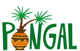 happy pongal png text