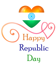 happy republic day png india
