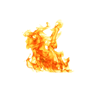 hd fire png
