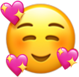 heart emoji png pink love