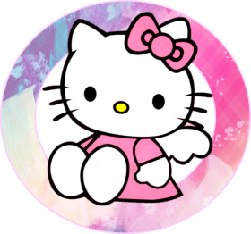 hello kitty png frame