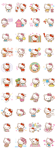 hello kitty vector png
