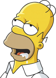 homero png simpson hd clipart