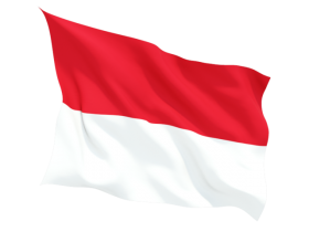 indonesia flag png