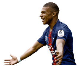 kylian mbappe png