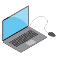 laptop png vector
