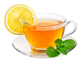 lemon tea png