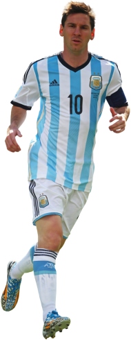 lionel messi argentina png hd