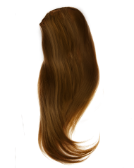 long hair transparent background