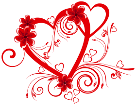 Love PNG vector