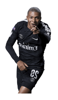 mbappe png