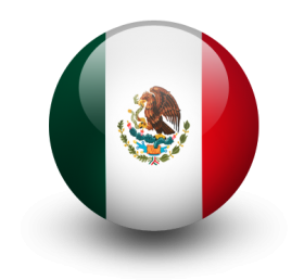 mexico flag png clipart