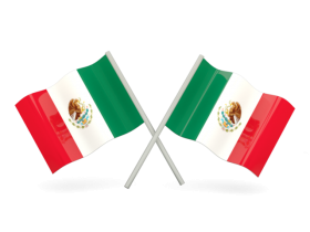 mexico flag png hd clipart