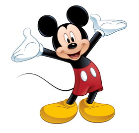 mickey mouse png clipart hd