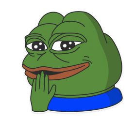 pepe png hd happy meme