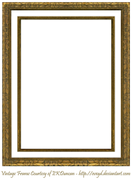 picture frame png
