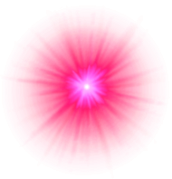 pink lights png