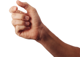 png hand mano clipart