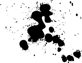 points splatter png