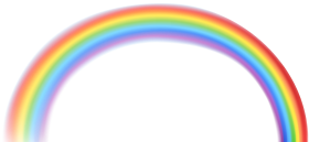 rainbow png clipart color hd