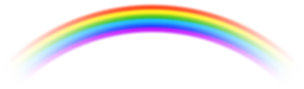 rainbow png vecto hd