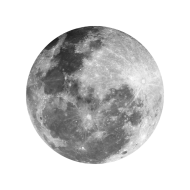 real moon png