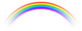 real rainbow png