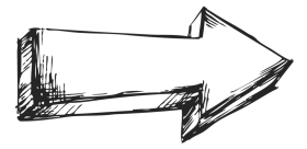 Right Arrow PNG Draw Transparent