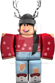 Roblox png girl