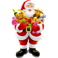 santa claus merry christmas png