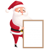 santa claus png christmas hat photo hd