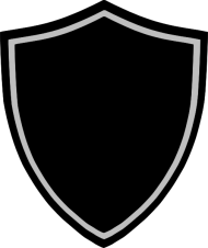 shield png black hd