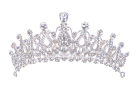 silver crown png