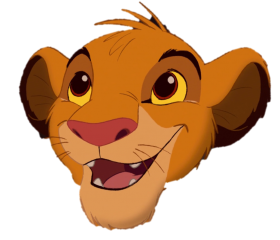 simba png laugh lion vector