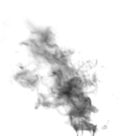 smoke png vector