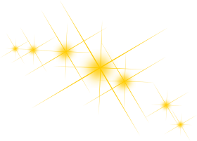 sparkles png hd yellow