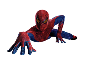 spiderman png cartoon