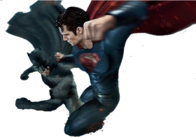 superman png 3d