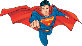 superman png vector