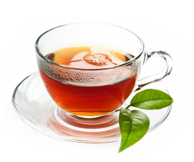 tea png with mint