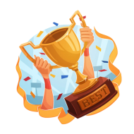 trophy png cartoon cup clipart